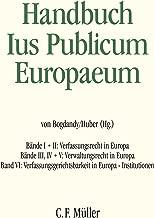 Ius Publicum Europaeum: E-Book-Gesamtausgabe Bände I bis VI (German Edition)