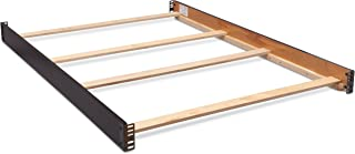 Full Size Conversion Kit Bed Rails for Delta Children's Canton Crib (Dark Chocolate)