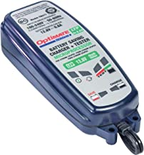 OptiMATE Lithium 4s 0.8A, TM-471, 8-Step 12.8/13.2V 0.8A Battery Saving Charger-Tester-maintainer