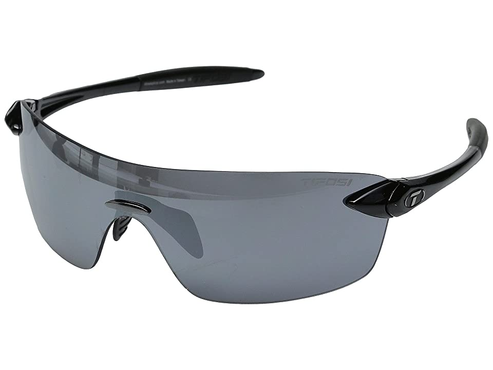 Tifosi Optics Vogel 2.0 (Gloss Black) Sport Sunglasses