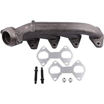 Exhaust Manifold Passenger Side 674-406 Fit for 1997-1998 Ford INEEDUP Engine components Exhaust Manifold kits