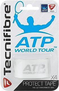 Tecnifibre Tennis Head Protect Tape - Transparent