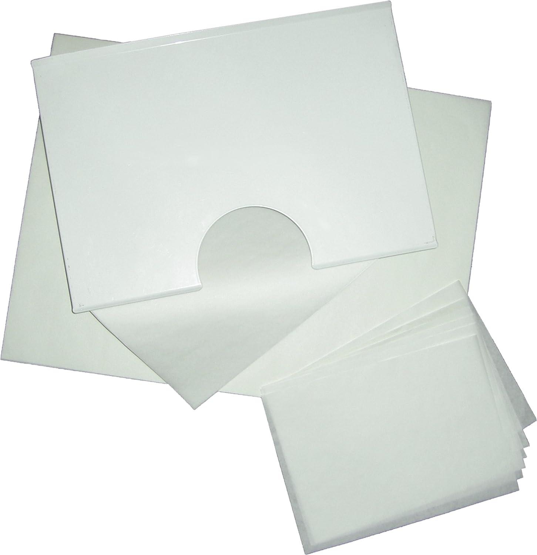 12,5 kg Pergamentersatz Papier 1 16 Bogen  18,5x25 cm   extrem fettdicht B00ORGNGUE