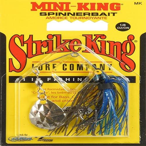752dab8d646 Strike King Lures Mini-Spinnerbait