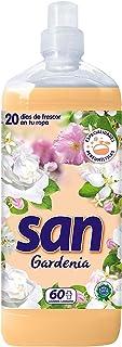 San Suavizante Concentrado Gardenia, 60 Lavados - 1440 ml