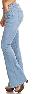 Best plus size low rise flare jeans Reviews