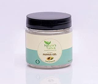Nature's Tattva Papaya Gel, 150g- For Glowing Skin, Reduce Pigmentation, Reduce Tanning