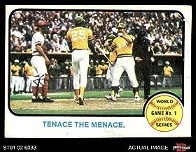 1972 world series game 1