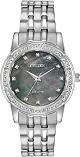 Watches Women's Silhouette Crystal EM0770-52Y