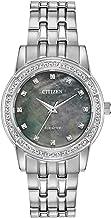 Citizen Watches Women's Silhouette Crystal EM0770-52Y