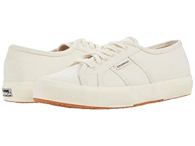 Superga 2750 Organic Cotton Hempu Sneaker (Off-White) Women