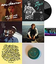 Mac Demarco: Complete Studio Album Discography Vinyl Collection with Bonus Art Card (Here Comes the Cowboy / This Old Dog / Salad Days and More)