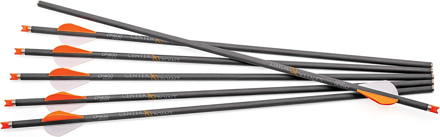 CenterPoint Archery CP400 Select Carbon Very popular! 400-Grain Arrows 20-Inch Attention brand