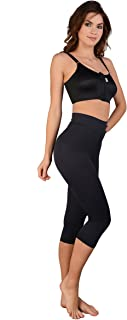macom CRYSTALSMOOTH - Leggings Classici Anti-Cellulite Nero X-Large