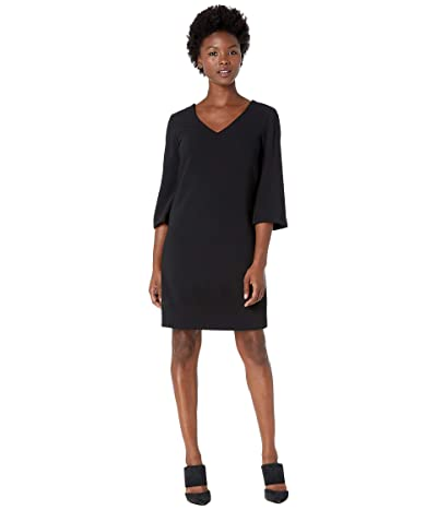 Trina Turk Malbec Dress (Black) Women