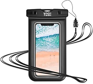 YOSH Waterproof Phone Pouch Waterproof Phone Case Cell Phone Dry Bag Underwater Phone..