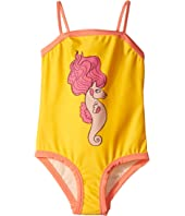 mini rodini - Seahorse Swimsuit (Infant/Toddler/Little Kids/Big Kids)