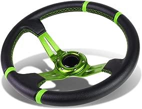 Best green racing steering wheel Reviews