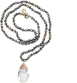 Best sparkly beaded necklaces Reviews
