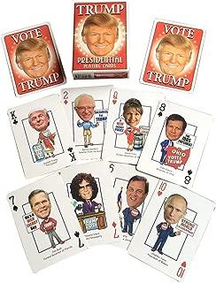 HeroDecks Trump Presidential Playing Cards