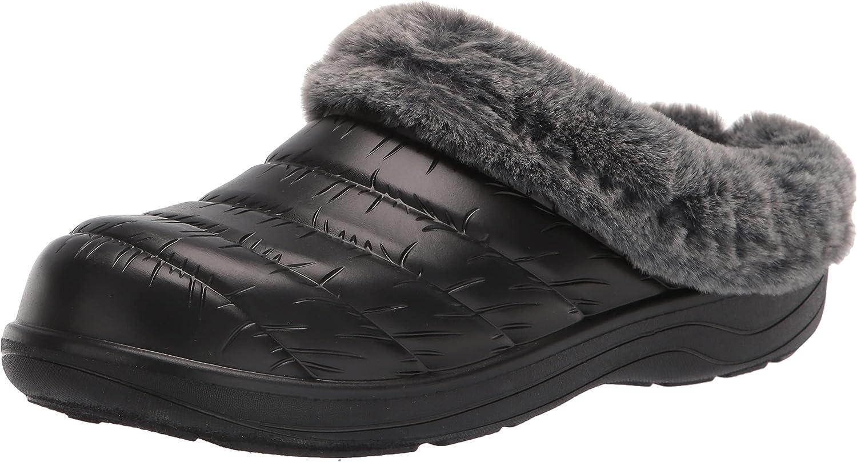 Skechers Women's Foamies Cozy Camper-Restful Clog