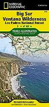 Best big sur trail map Reviews