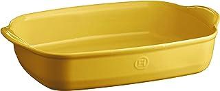 Emile Henry Large Rectangular Oven Dish, Provence Yellow