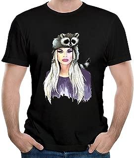 Men's Katya Zamolodchikova Logo T Shirts Black