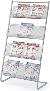 magazine rack dimensions