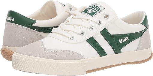 Off-White/Green