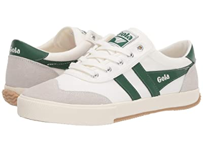 Gola Badminton (Off-White/Green) Women