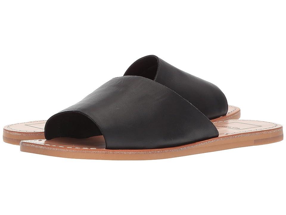 Dolce Vita Cato (Black Leather) Women