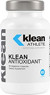 Sponsored Ad - Klean Athlete - Klean Antioxidant - ALA, L-Carnitine and Antioxidants to Help Guard Against Cellular Damage...
