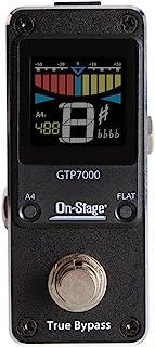 On-Stage GTP7000 - Pedal para afinador de guitarra
