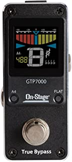 on stage mini pedal tuner