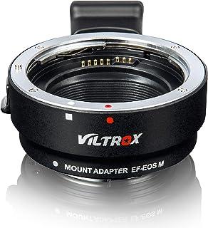 Viltrox .- adaptador de lente.