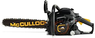 McCulloch CS 35S–fácil comenzar 35cc gasolina motosierra