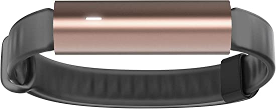 Misfit Wearables S500BM0RZ Misfit Ray - Fitness + Sleep Tracker with Black Sport Band (Rose Gold)