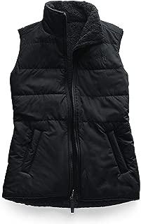north face sherpa vest