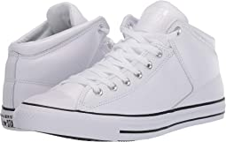 Chuck Taylor® All Star® Hi Street Leather