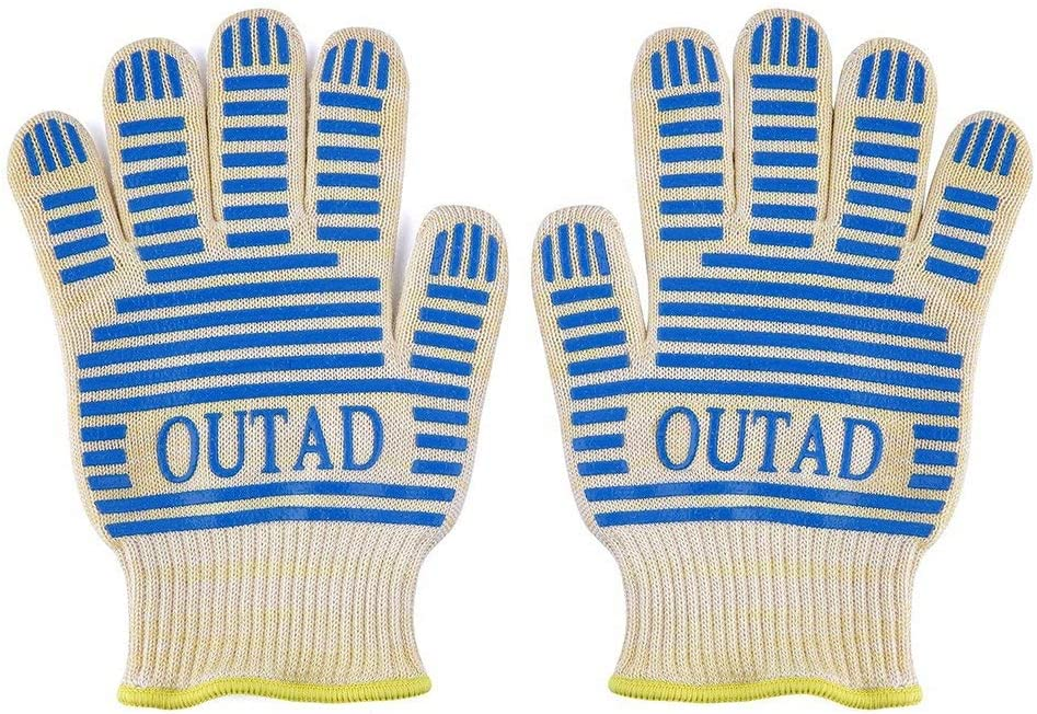 Heat Resistant Oven Gloves Resists Temperature up Over item handling Degrees Superior to 220