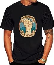 ETUYI-Tee Men's A Man Chooses A Slave Obeys Tee Shirts Black