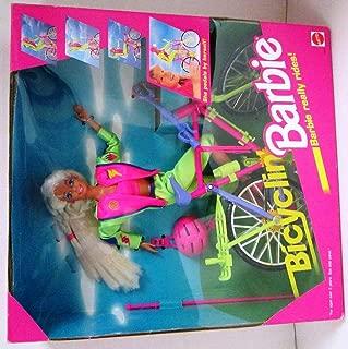 Bicyclin' Barbie