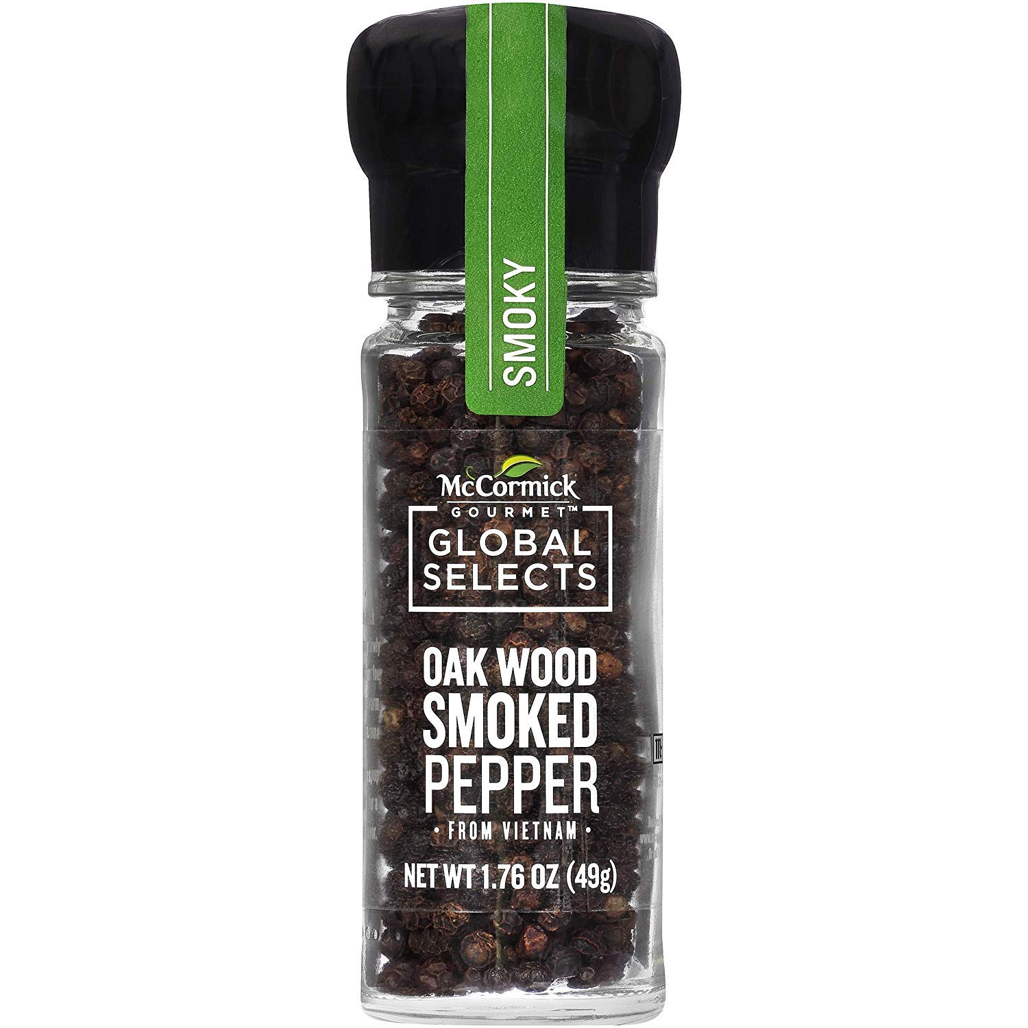 McCormick Gourmet Cheap mail order shopping Global Selects Oak Quality inspection Smoked Wood from Pepper Vie