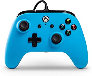 Best Wired Officially Licensed Controller For Xbox One, S, Xbox One X & Windows 10 - Blue (Xbox One) Review