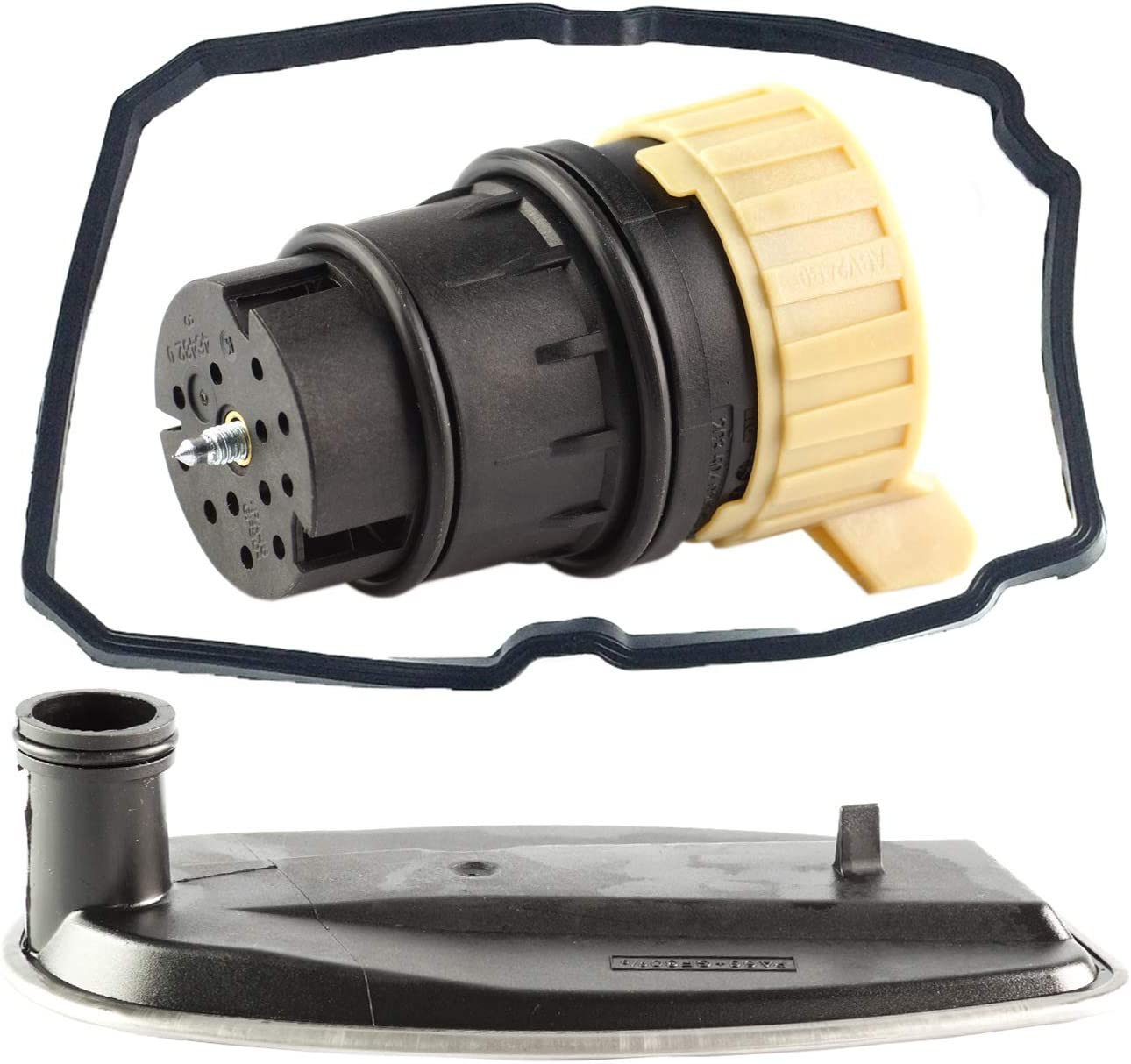 Bapmic 1402770095 Cheap bargain Now free shipping Auto Transmission Filter + Gasket Pl Oil Pan