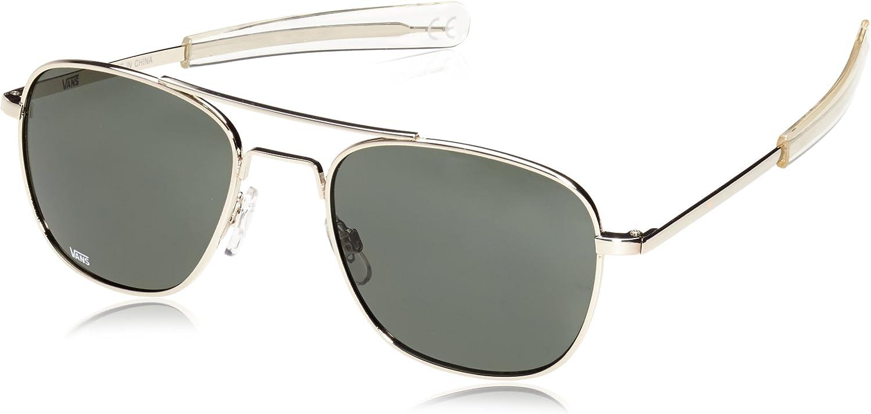 Vans - Gafas de sol Aviador VV3HCRO para hombre, Chrome: Amazon.es ...