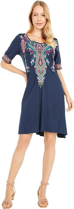 Kris Knit Swing Dress