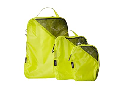 Osprey Packcb Set (Electric Lime) Bags