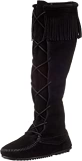 Women's 1429 Front Lace Knee-High Boot